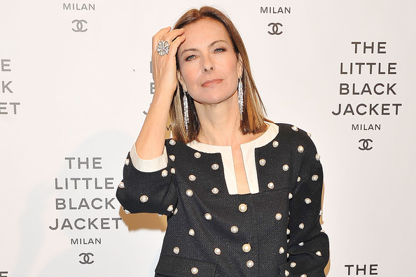 Carole Bouquet Clothes