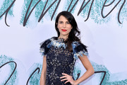 Caroline Sieber Beaded Dress