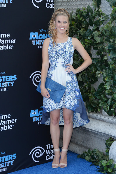 Caroline Sunshine Print Dress