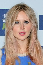 Diana Vickers wore her layered cut with a tousled texture for the 2012 Carphone Warehouse Appy Awards.