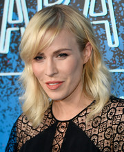 Natasha Bedingfield was chicly coiffed with shoulder-length waves and side-swept bangs at the launch of 'Carpool Karaoke: The Series.'