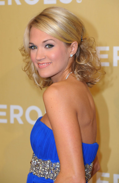 Musician Carrie Underwood attends the 2009 CNN Heroes Awards held at The