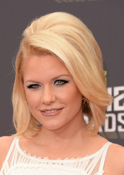 Carrie Keagan Hair