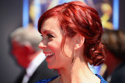 Carrie Preston Chignon