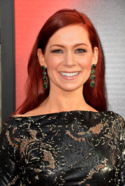 Carrie Preston Long Straight Cut