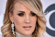 Carrie Underwood Diamond Chandelier Earrings