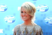 Look of the Day: Carrie Underwood in Lorena Sarbu