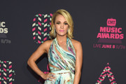 Carrie Underwood Print Dress