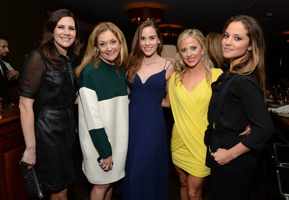 ELLE's Women in Television Celebration - Inside