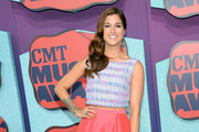 Cassadee Pope Beaded Clutch