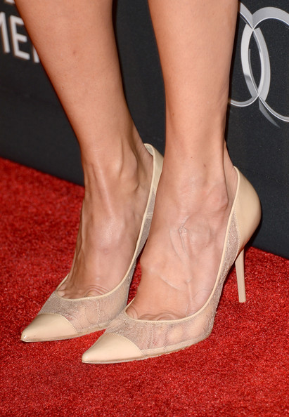 Cat Deeley Pumps