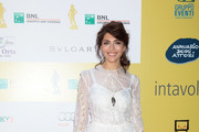 Caterina Murino Gold Statement Necklace