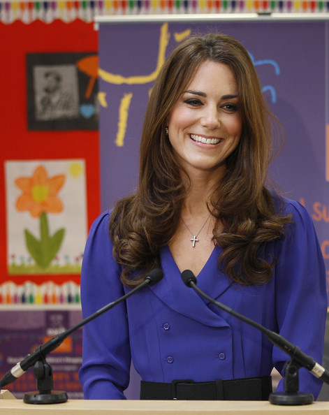 More Pics of Kate Middleton Day Dress (7 of 62) - Kate Middleton Lookbook - StyleBistro