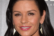 Catherine Zeta-Jones Pink Lipstick