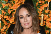 Catt Sadler Medium Wavy Cut