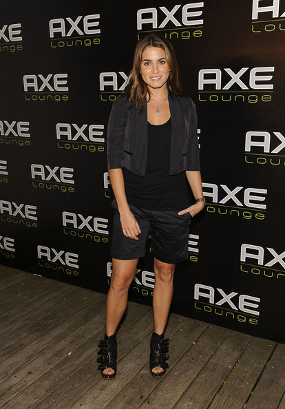 More Pics of Nikki Reed Gold Bracelet Watch (1 of 24) - Nikki Reed Lookbook - StyleBistro