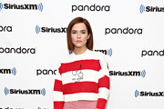 Zoey Deutch Crewneck Sweater