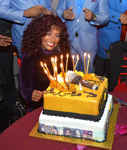 More Pics of Chaka Khan Long Curls (2 of 24) - Chaka Khan Lookbook - StyleBistro