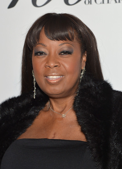 More Pics of Star Jones Smoky Eyes (4 of 7) - Smoky Eyes Lookbook - StyleBistro