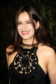 Sophie Winkleman channeled effortless class and beauty by wearing her locks down at the Pre-Oscar dinner.