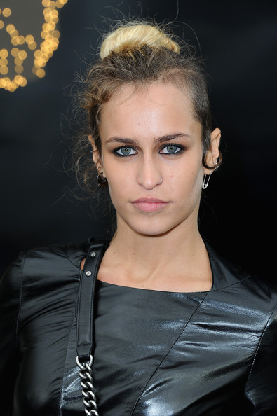 More Pics of Alice Dellal Little Black Dress (3 of 3) - Alice Dellal Lookbook - StyleBistro