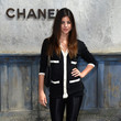 Julia Restoin-Roitfeld at Chanel Couture