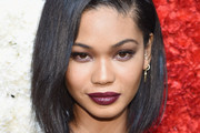 Chanel Iman Dark Lipstick