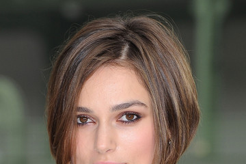 Keira Knightley's New Bob Hair