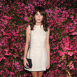 Alexa Chung at the 2013 Chanel Tribeca Film Festival Artists Dinner