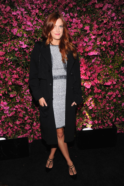 More Pics of Riley Keough Long Wavy Cut (2 of 5) - Riley Keough Lookbook - StyleBistro