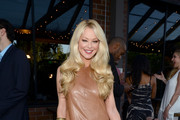 Charlotte Ross Leather Dress