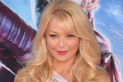 Charlotte Ross Long Wavy Cut with Bangs