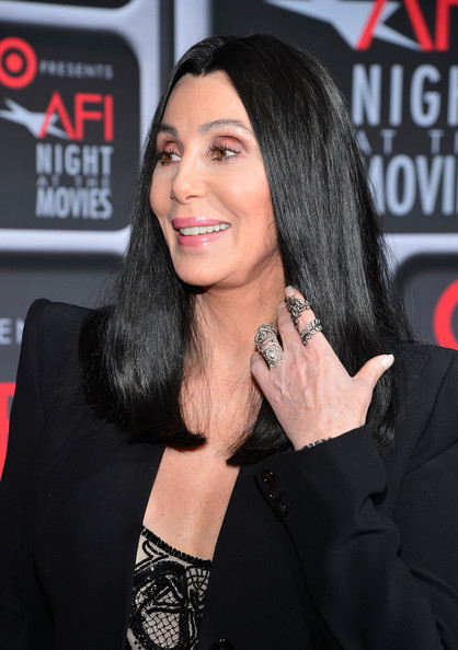Cher Statement Ring
