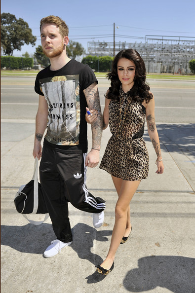 More Pics of Cher Lloyd Romper (1 of 33) - Cher Lloyd Lookbook - StyleBistro