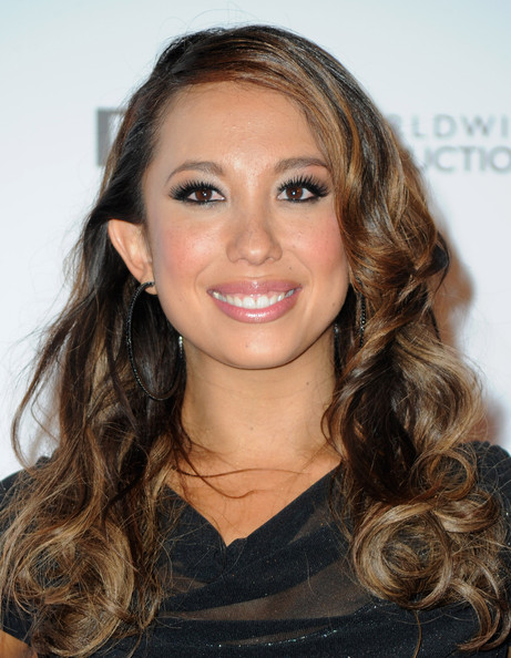 Cheryl Burke False Eyelashes