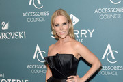 Cheryl Hines Strapless Dress