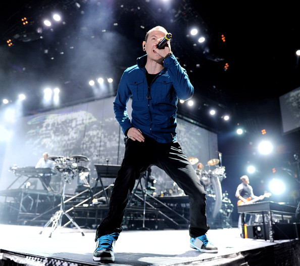 Chester Bennington Zip-up Jacket