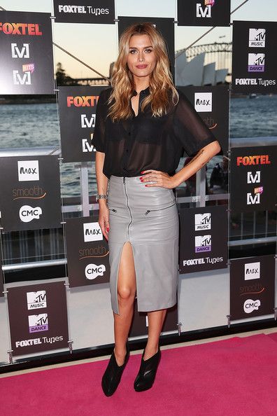 Cheyenne Tozzi Pencil Skirt