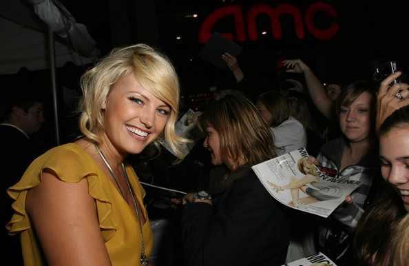 More Pics of Malin Akerman Oversized Pendant Necklace (1 of 12) - Malin Akerman Lookbook - StyleBistro