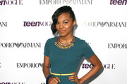 China Anne Mcclain Day Dress