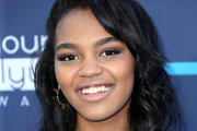 China Anne Mcclain Long Wavy Cut