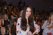 Chloe Bridges Print Dress
