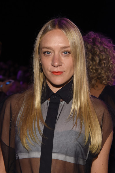 Chloe Sevigny Layered Cut