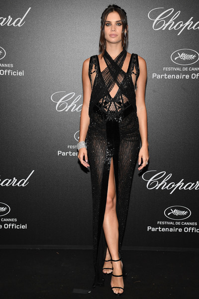 Sara Sampaio In Zuhair Murad Couture