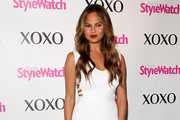 Chrissy Teigen Cutout Dress