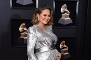 Chrissy Teigen Maternity Dress