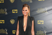 Chrissy Teigen Skirt Suit