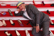 Designer Christian Louboutin attends 'Le Carrosse Noir And The Loubi's Angels' presented by Christian Louboutin at Palm Beach Casino during the 63rd Annual Cannes Film Festival on May 17, 2010 in Cannes, France.