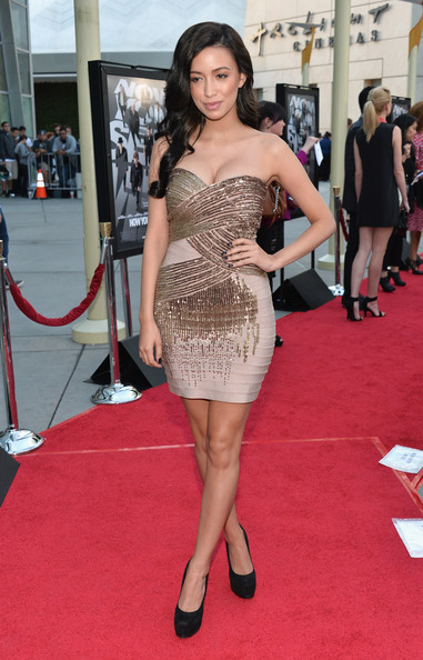 Christian Serratos Clothes