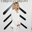 Meg Ryan at Christian Siriano